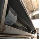 貝塚市でシャッター修理例|開閉が重い